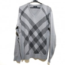 バーバリーゴルフのセーター