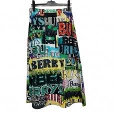 BURBERRY LONDON ENGLAND(バーバリーロンドンイングランド)のロングスカート