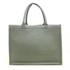 ディオール/クリスチャンディオールのブックトートスモールバッグ