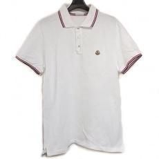 MONCLER(モンクレール)の半袖ポロシャツ