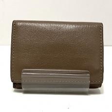 ラルコバレーノの3つ折り財布