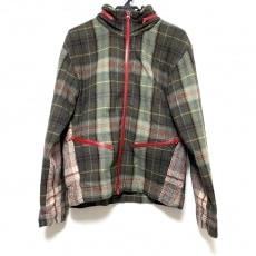 コムデギャルソンシャツのブルゾン