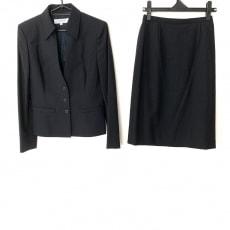 ランバンのスカートスーツ