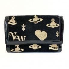 ヴィヴィアンウエストウッドアクセサリーズの3つ折り財布