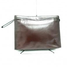 ゴールドファイルのセカンドバッグ