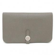 HERMES(エルメス)のドゴンGMの長財布