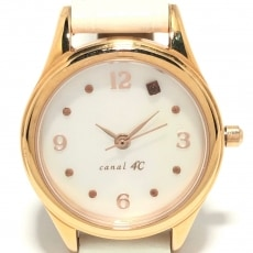 カナルヨンドシーの腕時計