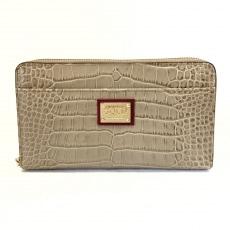 ココセリュックスゴールドの長財布