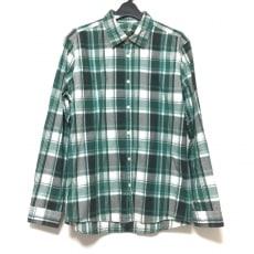 バーバリーブラックレーベルのシャツ