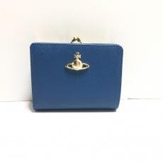 ヴィヴィアンウエストウッドアクセサリーズの2つ折り財布