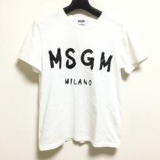 エムエスジィエムのTシャツ