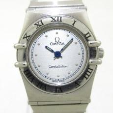 OMEGA(オメガ)のコンステレーションの腕時計