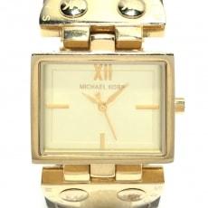 マイケルコースの腕時計