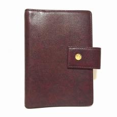 ゴールドファイルの手帳