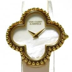 VanCleef & Arpels(ヴァンクリーフ&アーペル)のヴィンテージアルハンブラスモールモデル
