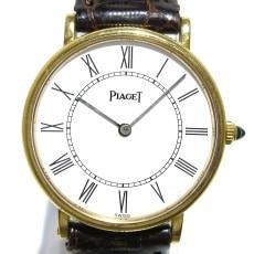 ピアジェの腕時計