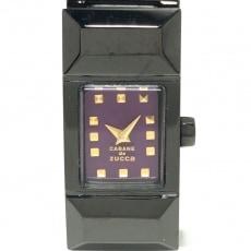 ズッカの腕時計