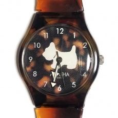 アガタの腕時計