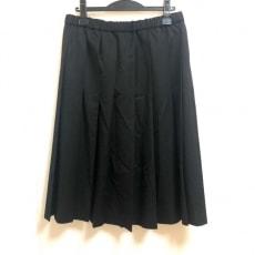 ブラックコムデギャルソンのスカート
