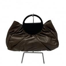 ジョルジオアルマーニのハンドバッグ