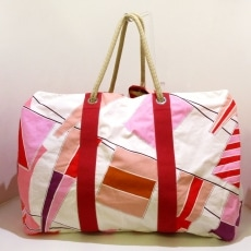 エルメスのビーチバッグ