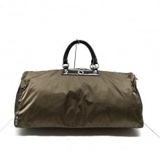 キノショウハンプのボストンバッグ