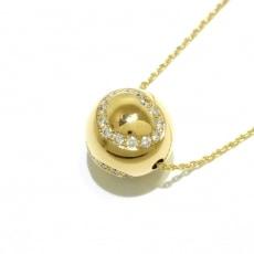 ショパールのレスアンチェイン ダイヤモンドネックレス