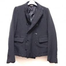 ブラックコムデギャルソンのジャケット