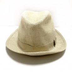 ボルサリーノの帽子