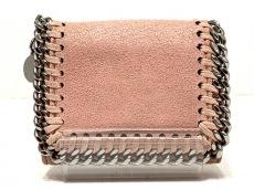 ステラマッカートニーの3つ折り財布