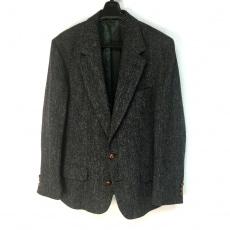ハリスツイードのジャケット