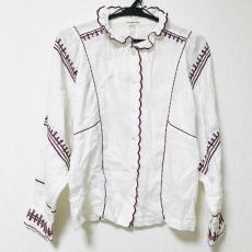 イザベルマランエトワールのシャツブラウス