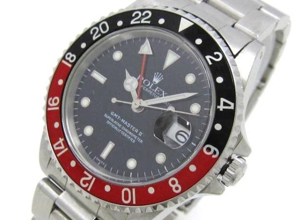 腕時計 GMT機能