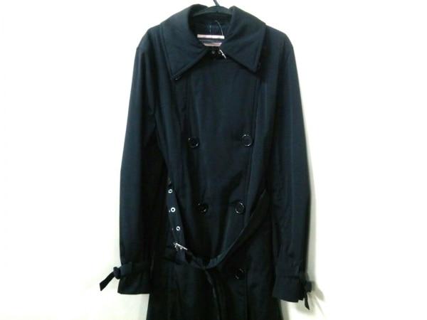 ローレル コート サイズ36 S レディース 黒