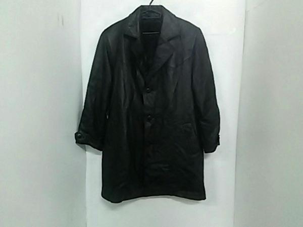 ユキベルファム コート レディース 黒