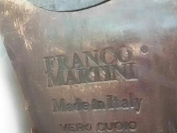 フランコマルティー二 ロングブーツ 36
