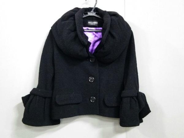 ズッケロ ジャケット サイズ38 M美品  黒