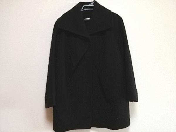 コムーン コート サイズ36 S レディース 黒