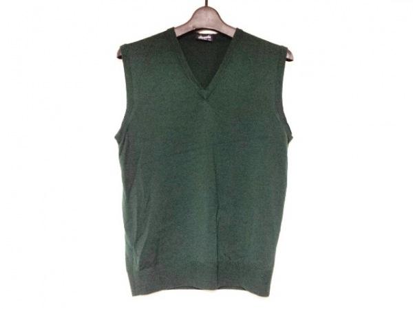 ドルモア ノースリーブセーター サイズ40 M