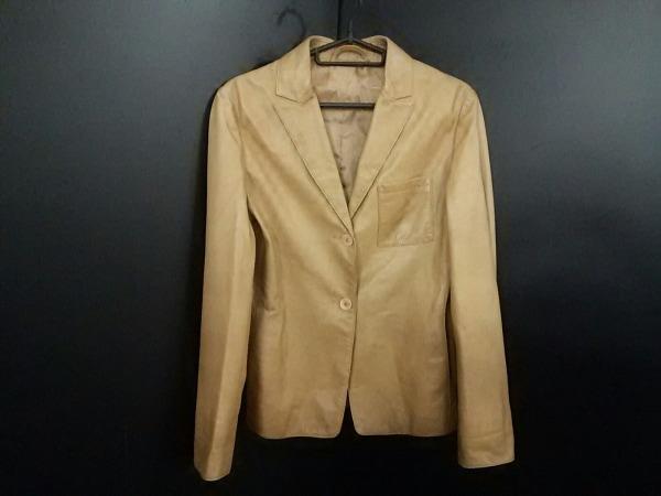 サルフラ ジャケット サイズ38 M ブラウン