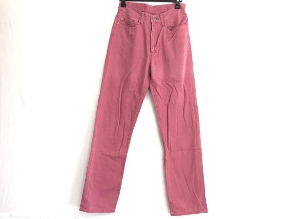 ハリウッドランチマーケット パンツ ピンク