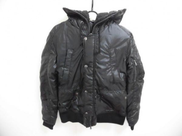 ロイヤルフラッシュ コート サイズM 黒