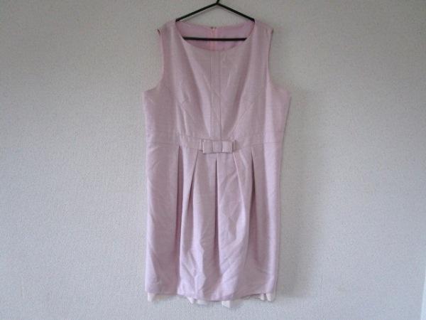 サイレントマジョリティ ワンピース ピンク