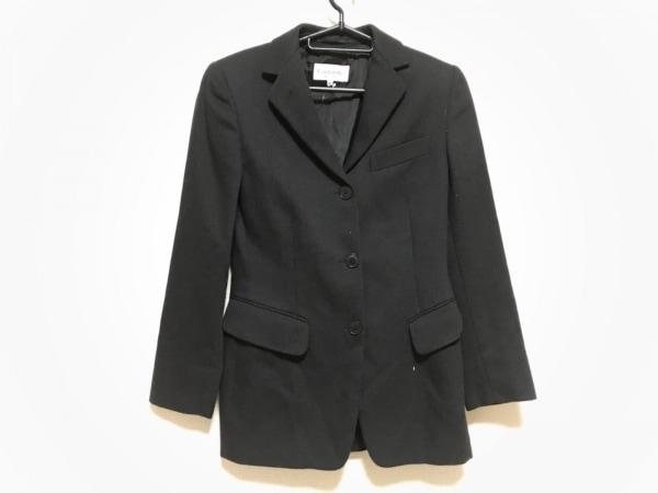カンタレリ ジャケット サイズ38 M 黒