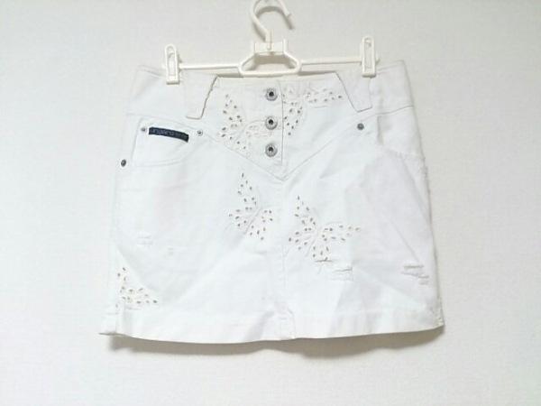 ウンガロフィーバー スカート サイズ28 L
