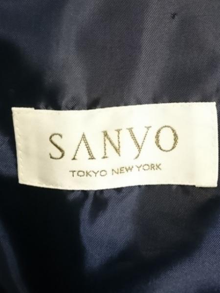 SANYO(サンヨウ) Pコート レディース 黒