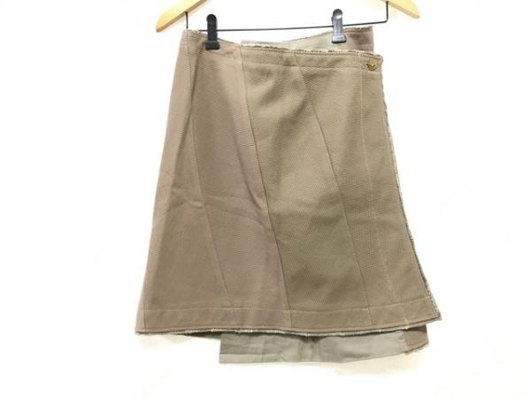 モヴェズエルヴ 巻きスカート サイズS
