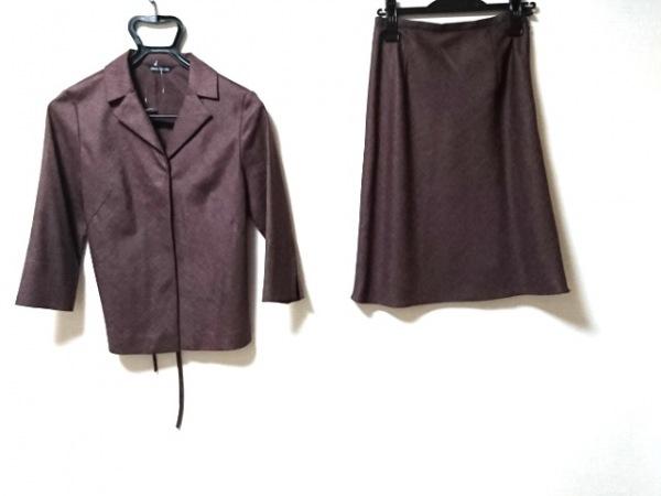 プランドヴィー スカートスーツ サイズ9 M