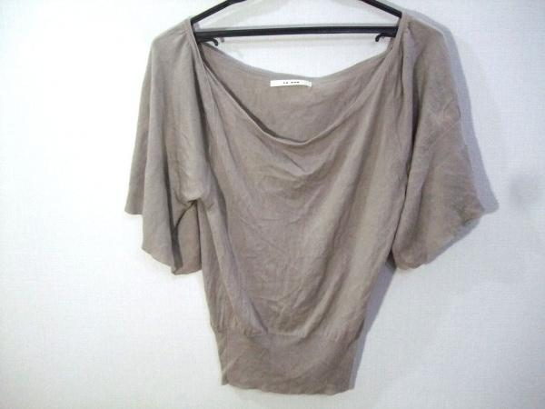 LASUD(ラシュッド) 半袖セーター サイズ9 M
