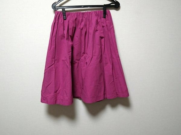 【中古】 エリオポール heliopole スカート レディース ピンク